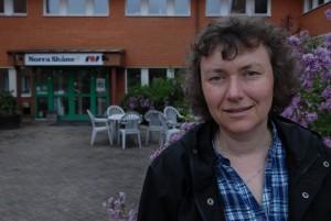 Kommunpolitikerna vände sig till Norra Skånes ledning och uttryckte sitt missnöje med den granskande journalistiken. Det ledde till att Frilagts redaktör, dåvarande Norra Skåne-reportern Berit Önell, blev av med jobbet. Foto: Urban Önell