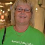 Kommunstyrelsens ordförande Lena Wallentheim (S) ser ett behov av fortsatt utbildning i offentlighetsprincipen. Foto: Berit Önell