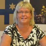 Kommunstyrelsens ordförande Lena Wallentheim (S.