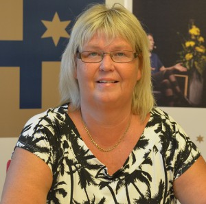 Kommunstyrelsens ordförande Lena Wallentheim (S) tackade nej till paviljongvännernas inbjudan, men förklarar att hon inte kunde den aktuella tiden.