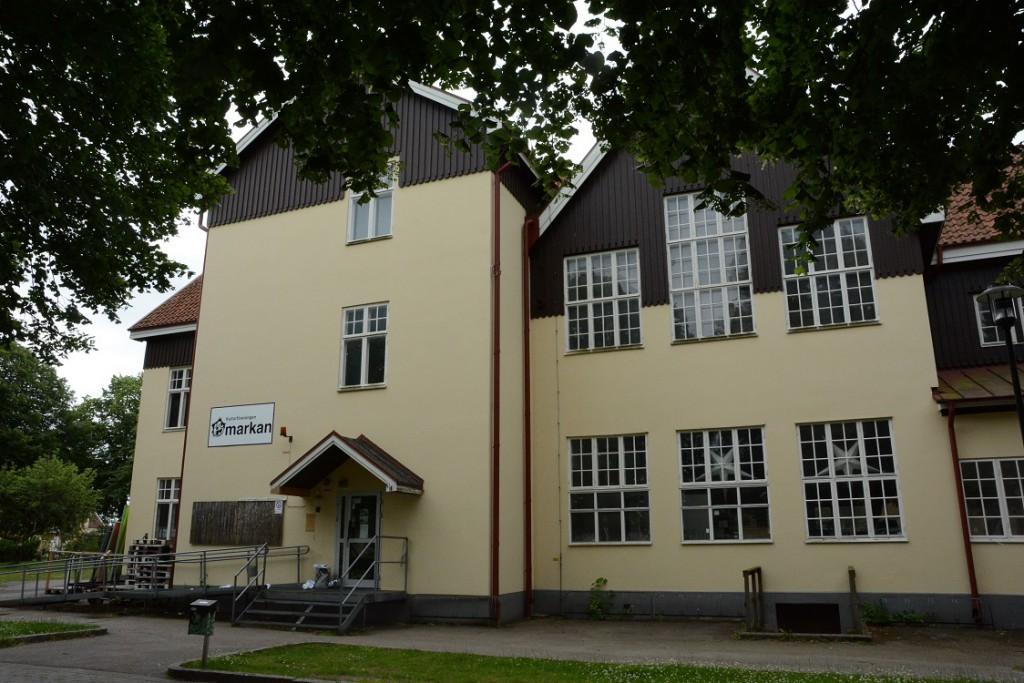 Kulturnämnden permanentar Markanhusets verksamhet efter jul . Foto: Berit Önell