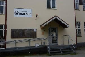 Snart öppnar Markan dörren igen. Foto: Berit Önell