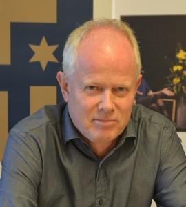 Kommunstyrelsens ordförande Pär Palmgren (M). Foto: Berit Önell