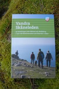 Frilagt recenserar den nyutkomna naturguiden Vandra Skåneleden. Foto: Urban Önell
