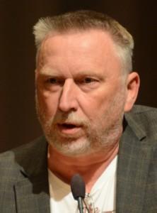 John Bruun (L) var så upprörd i debatten om valfriheten att han förklarade att han inte vill bli gammal i Hässleholm. Foto: Urban Önell