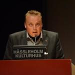 Joachim Fors (S), ordförande i barn- och utbildningsnämnden, Foto: Urban Önell