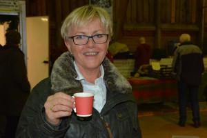 Elisabeth Lindgren har varit mässgeneral under alla de 16 år som Skånejul arrangerats i Hässleholm.