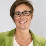 Omsorgschef Annika Andersson. Foto: amtryck.se