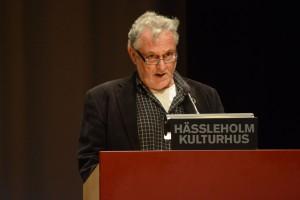 Arne Dahlström försvarade att Finjasjögruppen beslöt att inte bjuda in Frilagt till en presskonferens. Foto: Urban Önell