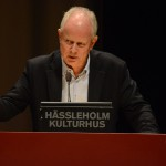 Oppositionsrådet Pär Palmgren (M) som leder den borgerliga alliansen, var budgetfullmäktiges vinnare. Foto: Urban Önell