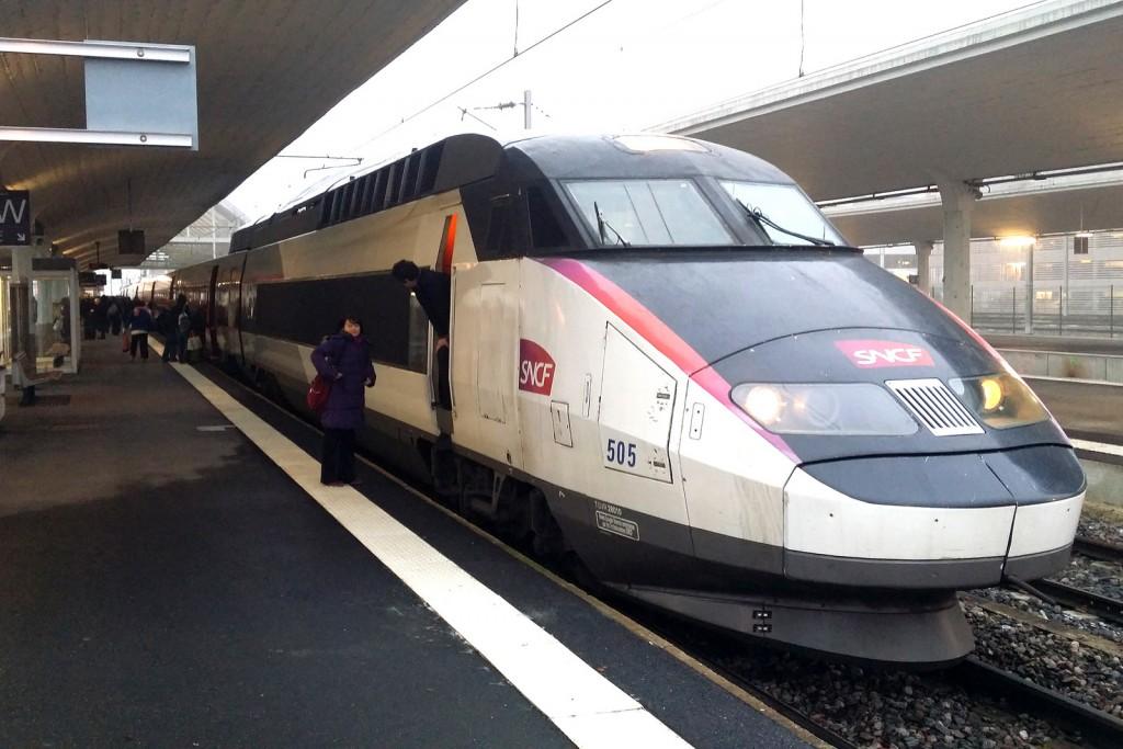 Höghastighetsbanan dras genom Hässleholm och förutsättningarna för att det blir en station är goda, men det betyder inte att tågen, kanske liknande de franska TGV, stannar här. Foto: Sven-Åke Eriksson, Sverigeförhandlingen