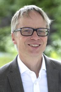 Niklas Lundin är huvudsekreterare för Sverigeförhandlingen. Foto: Sandra Adams Backlund