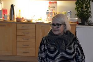 Ingela Hansson var med och startade Hemlösa i Hässleholm.