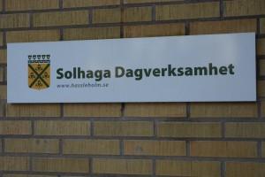 Solhagas dagverksamhet för dementa i Kaptensgårdens lokaler läggs ner och deltagarna hänvisas till Lyckåsa i Bjärnum.