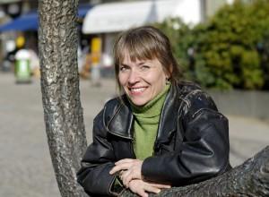 Jeanette Thelander lägger ner Utgivet. Foto: Kåre Sjöholm