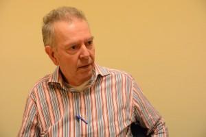 """Ernst Herslow (FV), andre vice ordförande i tekniska nämnden anser att kommunledningen """"rundat"""" tekniska nämnden i frågan om grävtillstånden."""
