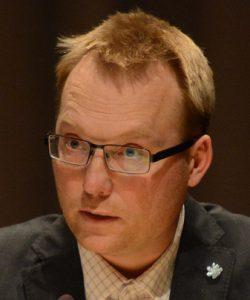 Ulf Erlandsson (SD) . Foto: Urban Önell