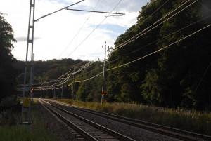 Frågan är hur naturen ska kunna värnas när ett helt nytt järnvägsspår ska dras förbi Hässleholm. Foto: Urban Önell