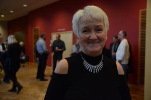 Arrangören Birgitta Lowén var nöjd med stödgalorna.