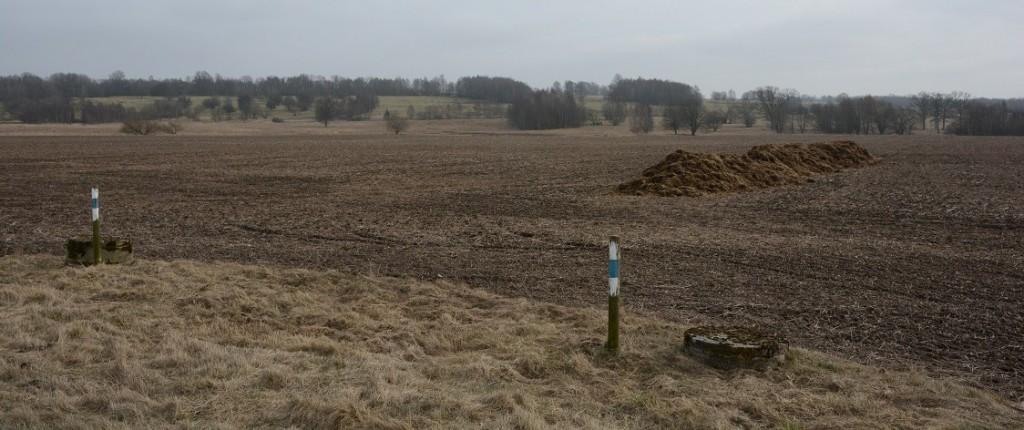 Politikerna får snart titta på frågan om jordbruket och gödslingen ska stoppas och våtmarker istället anläggas på Hovdalaområdet för att minska näringstillföreseln till åarna och Finjasjön. Foto: Berit Önell
