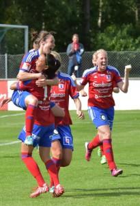 Kommunen sponsrar Vittsjö GIK för att stärka damlagets elitsatsning.