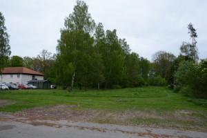 Gunnar Swärdh, kommunens parkförvaltare, anser att hemtjänstpersonalens parkering orsakade skötselproblem. Marken är planlagd som parkmark.
