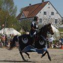 Dags för tornerspel och medeltidsdagar på Hovdala