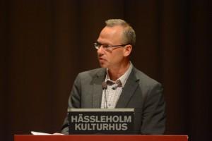 Patrik Jönsson (SD) ville ha ett nollavtal för mottagande av ensamkommande flyktingbarn.
