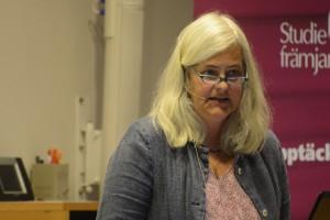 Susanne Ravanis nättidning Fyren startade som en följd av en proteströrelse mot ett höghusbygge och en folkomröstning i Höganäs.