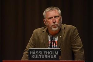 John Bruun (L) ville att pilotområdet Röinge-Östervärn skulle öppnas för anmälningar till ordinarie pris en tid till. Foto: Urban Önell