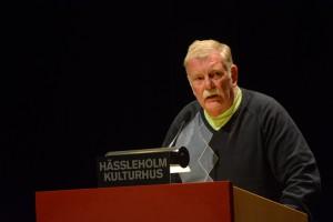Hans-Göran Hansson ansåg inte att det fanns någon demokratisk grund för en folkomröstning. Foto: Urban Önell