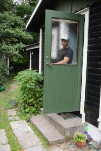 Linus Jepsson befarar att han kommer att tvingas bort från sitt hem ännu en gång.