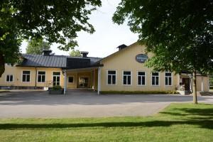 Brinova vill riva T4-matsalen, trots att den enligt detaljplanen ska bevaras. Foto: Berit Önell