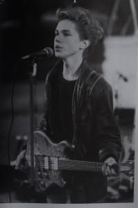 Tomas Andersson Wij 1986.