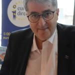Lorenz Pucher tror att de många aktuella nyhetshändelserna i Europa bidragit till ett ökat intresse för Europaforum.