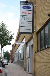 Ungdomsmottagningen i Hässleholm ligger på Östergatan. Foto: Urban Önell