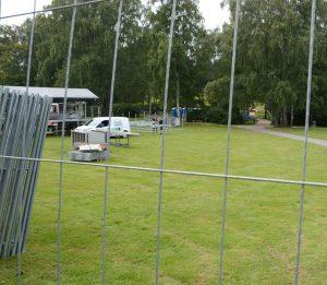 Kulturchefens beskrivning av upphandlingen av ljud och ljus till Hässleholmsfesten i Djupadalsparken stämmer inte, enligt Daniel Ilic Larsen på NCM-Media som fick uppdraget. Foto: Berit Önell