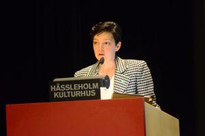 Dolores Öhman (MP)