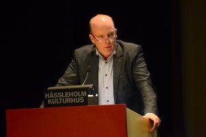 Kommunalrådet Mats Sturesson (C )