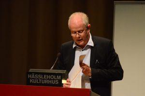 Oppositionsrådet Pär Palmgren M). Foto: Berit Önelll