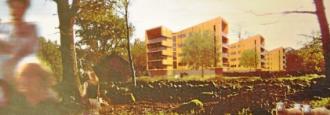 Hotar med skadestånd om bostäder på Sjörröds gård stoppas