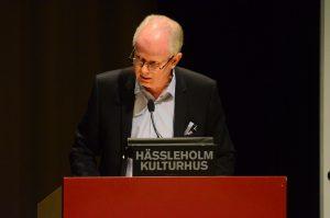 Oppositionsrådet Pär Palmgren (M).