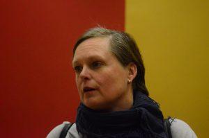 Kommunens fibersamordnare Pernilla Rydmark var lättad efter beslutet i fullmäktige.