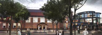 Jernhusen trodde kommunen skulle söka bygglov för stationstrappan