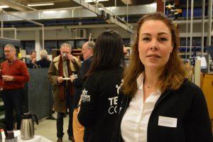 Carina Lengbrant Malmberg är samordnare för teknikcollege i Hässleholm. Foto: Berit Önell