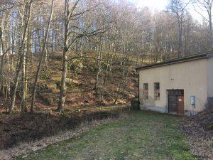 Ekstams Aqua-Kraft har drivit vattenkraftverket vid Hammarmölledamm under många år.