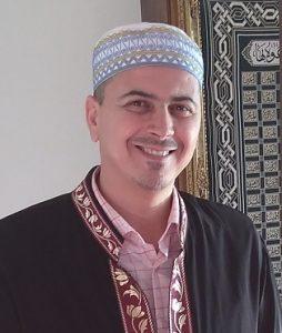 Othman Al Taraweh predikar gärna om integration och