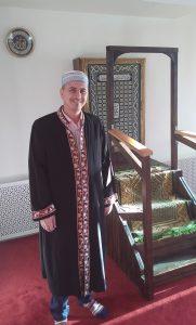Othman Al-Tawalbeh är doktorand i islamsk teologi och en av flera predikanter i Islamiska kulturcentret i Hässleholm.