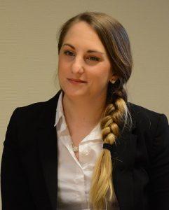-Jag återkommer i juni, svarar Hanna Nilsson på frågan om hon är intresserad av att bli kommunalråd.