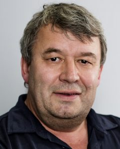 Anders Nählstedt, kommunens säkerhetschef. Foto: AM-tryck